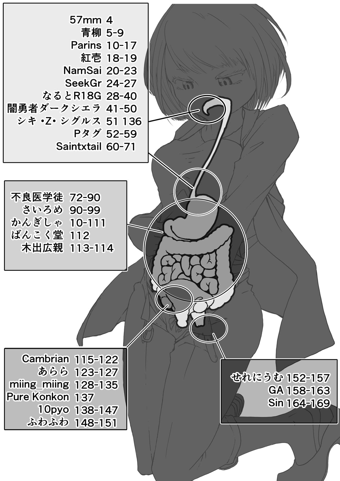 RJ327184 体内・肉壁合同誌 腸内会誌3-B [20210512]