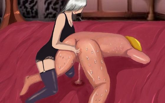 娼婦の蜜沼