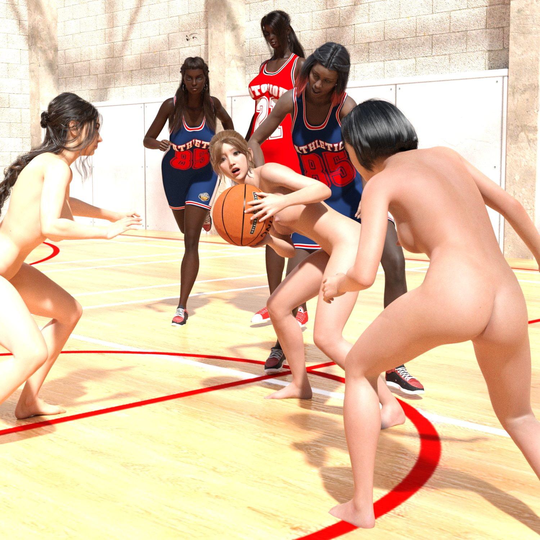RJ329695 全裸スポーツ画像集 美少女編 150P [20210603]