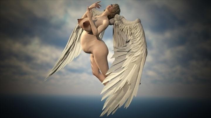 妊娠天使幻想写真集
