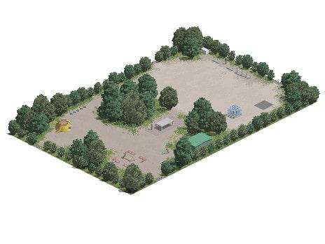 公園セットA