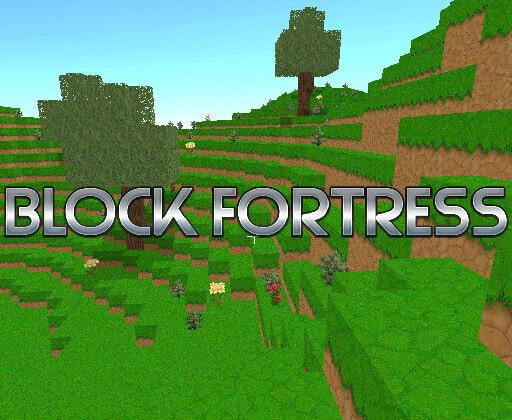 【新着同人ゲーム】Block Fortressのトップ画像