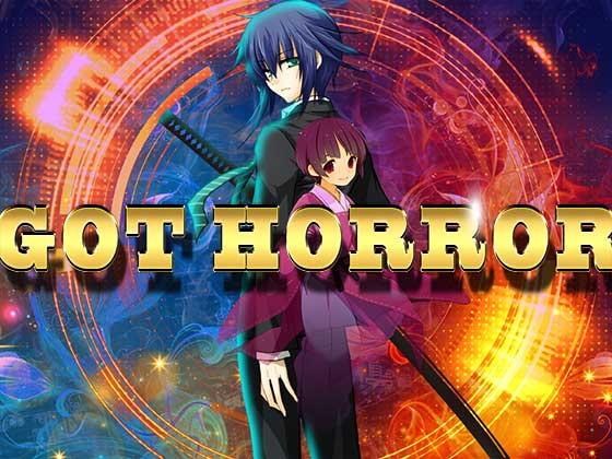 【新着同人ゲーム】GOT HORRORのアイキャッチ画像