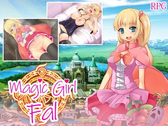 RJ334291 Magic Girl Fal [20210711]