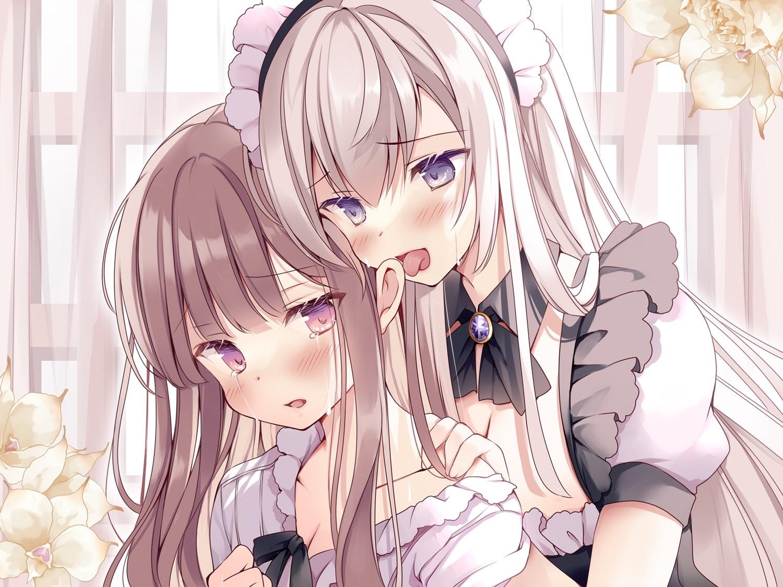 RJ334641 イチャあま耳舐めボイス ひきこもり姫と錬金人形 [20210831]