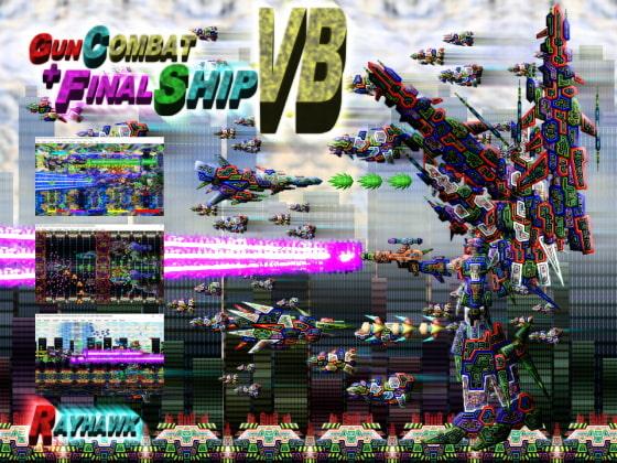 GUN COMBAT + FINAL SHIP VB(商品番号:RJ335161)