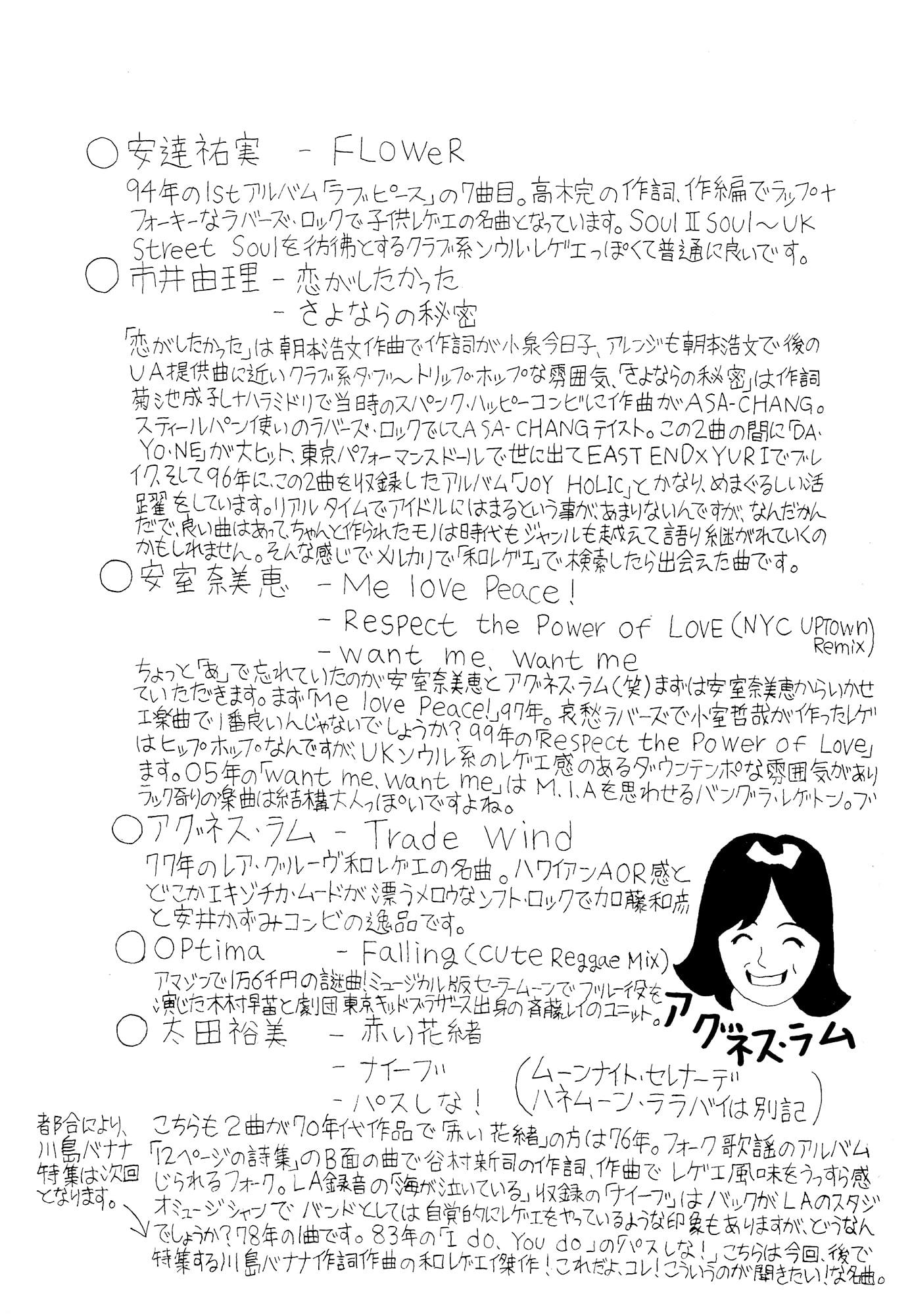 月刊和レゲエ3(商品番号:RJ335568)