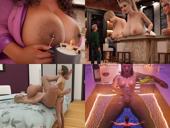 SEXY GIANT GIRLS 117
