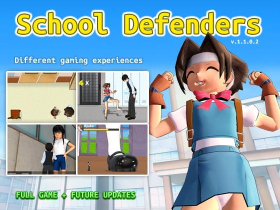 RJ335631 School Defenders [20210721]
