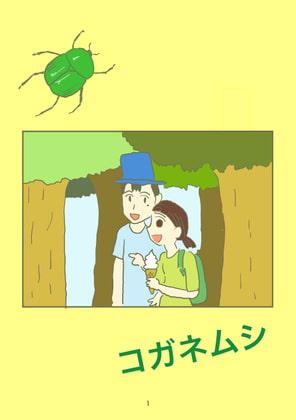 コガネムシ(商品番号:RJ335639)