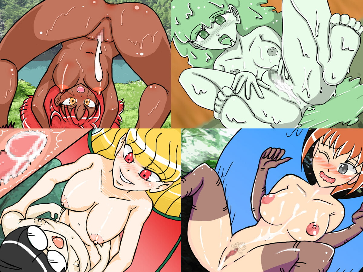 女傑伝! -Girls Fighters-