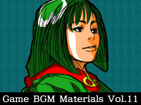 Game BGM Materials Vol.11(商品番号:RJ336043)