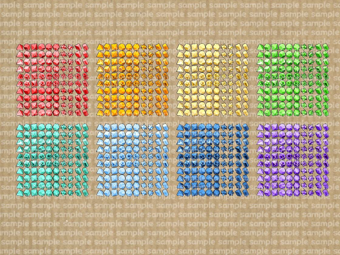 アイコンセット 15 ~立体・多面体~(商品番号:RJ336960)