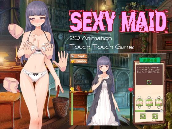 RJ337854 Sexy Maid [20210806]