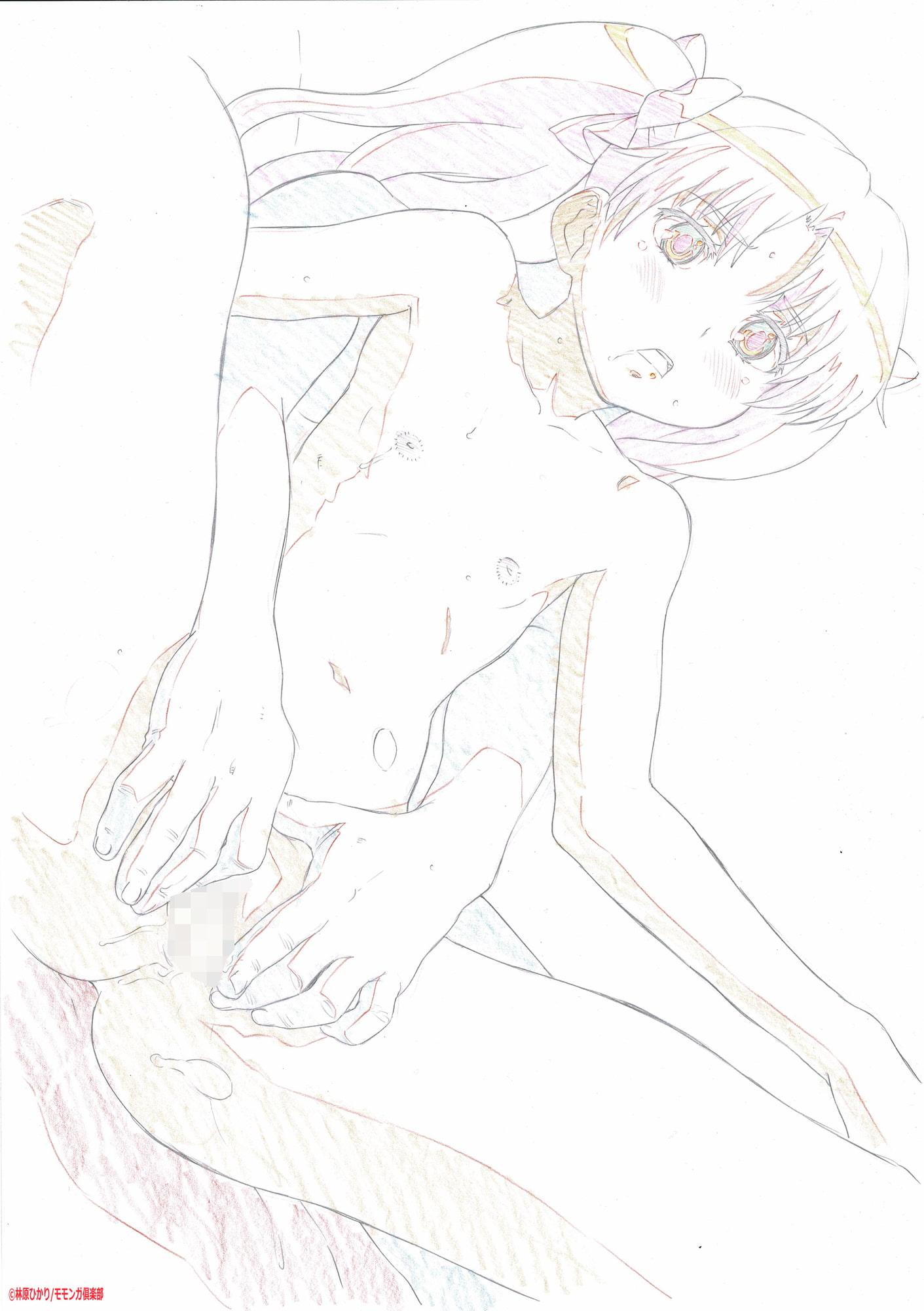 アニパロらふ原画集 vol.F