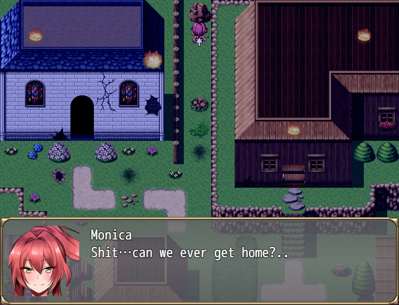 Monica's revenge tragedy