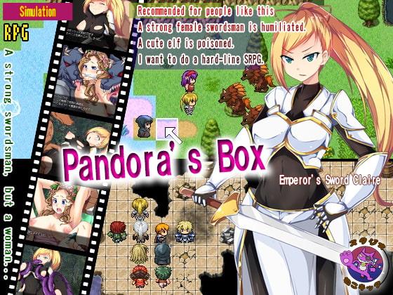 RJ340962 Pandora's Box [20210905]