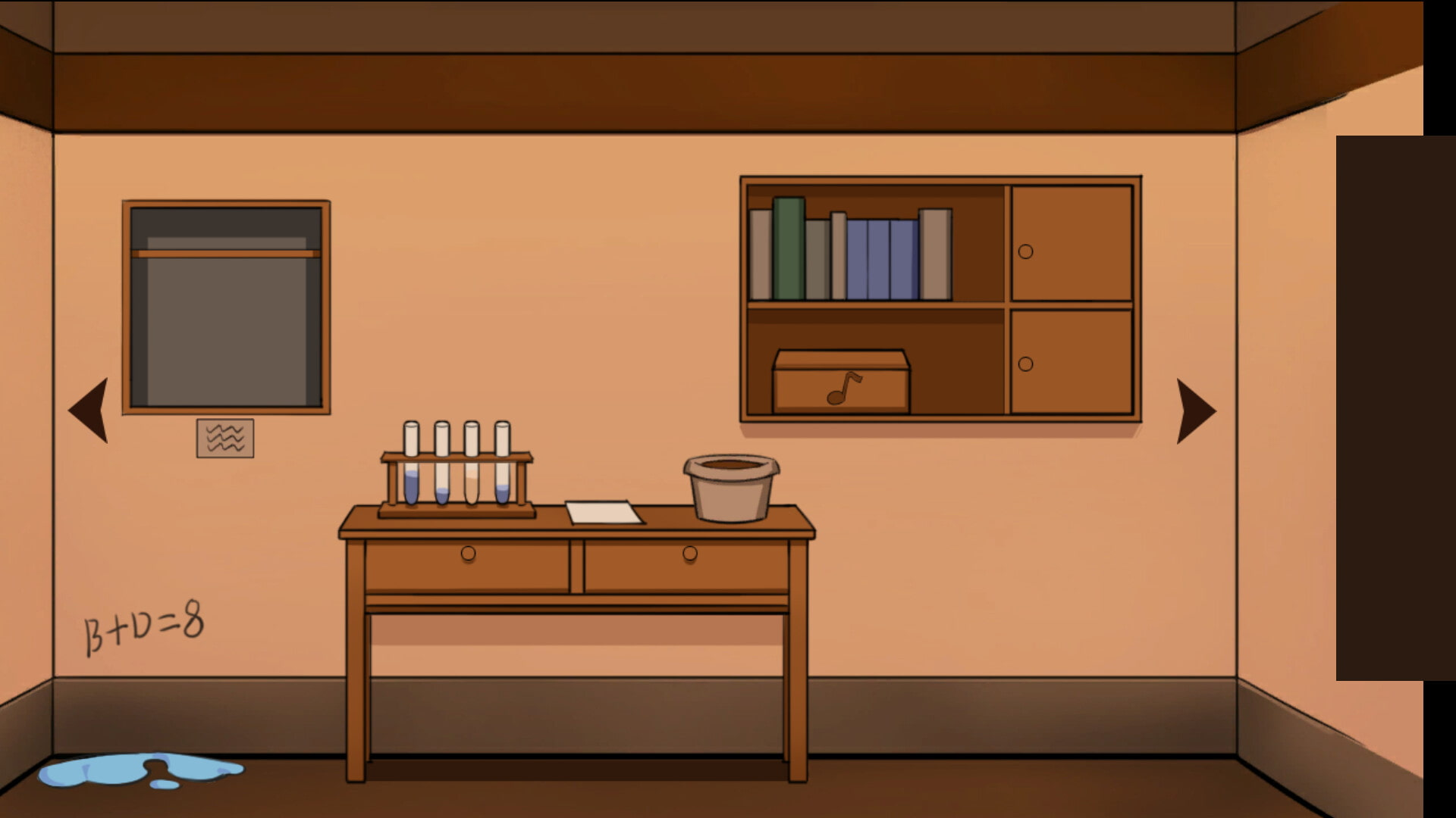 ぐすぐり密室