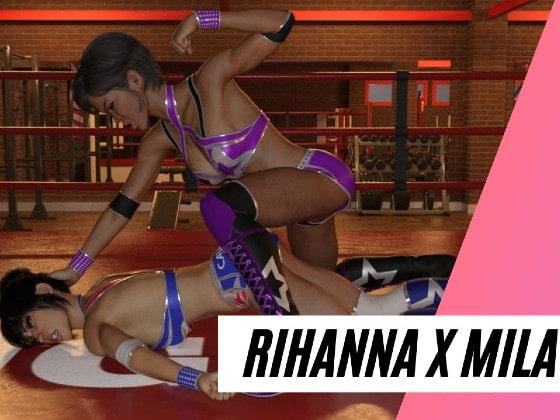RJ343382 Rihanna x Mila [20210915]