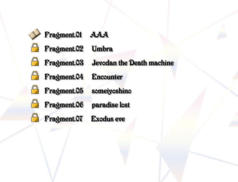 RJ343894 ElementEmbrace ExodusEve エレメントエンブレイス エクソダスイヴ [20210925]
