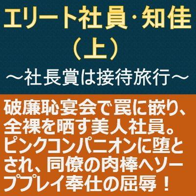 RJ344407 エリート社員・知佳(上)~社長賞は接待旅行~ [20210923]