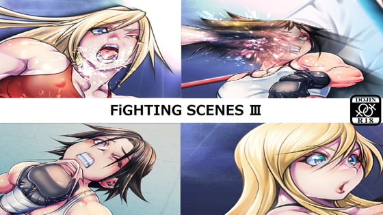 RJ344489 Fighting Scenes III [20210926]