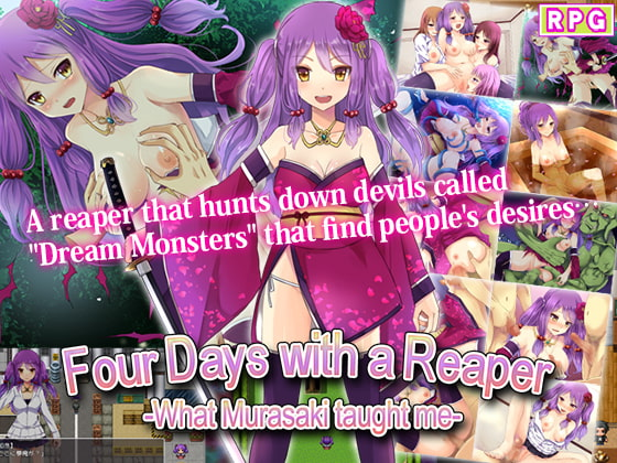 RJ346185 Four Days with a Reaper -What Murasaki taught me- [20211017]
