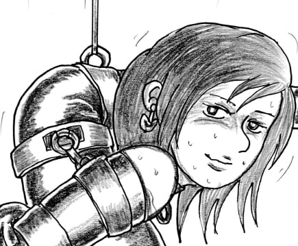 RJ348087 都魔子背徳SM素描・原案集6 マゾ女性編(36態) [20211008]