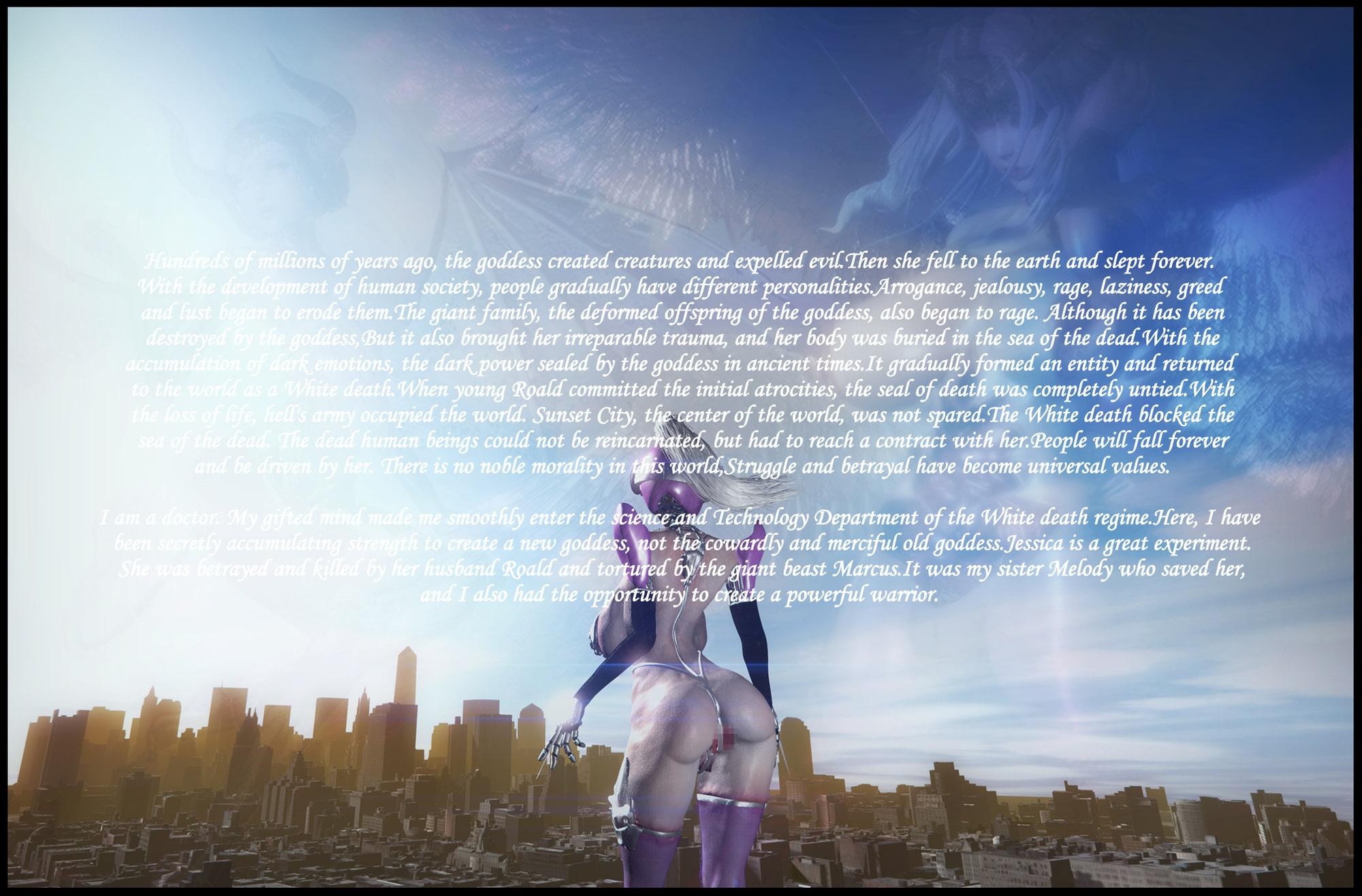 REBIRTH 生き返る(CHAPTER1)English version