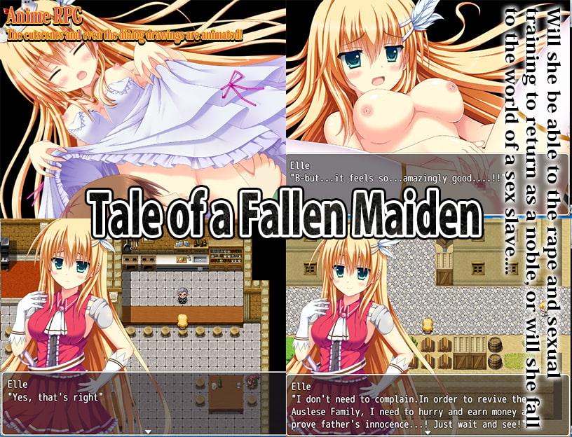 Tale of a Fallen Maiden