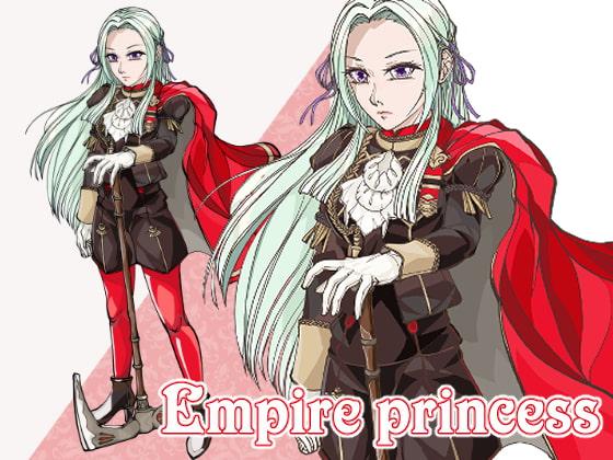 RJ351730 帝国の皇女 [20211022]