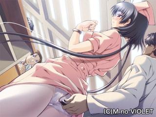 夜勤病棟・参 (M no VIOLET) DLsite提供:美少女ゲーム – シミュレーション