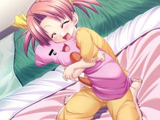 妹が寝ている間に・・・・・・[HEAT-SOFT]