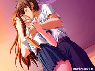 他の男の精液で孕んでもいいですか…? 女子校生寝取られ事情のサンプル画像