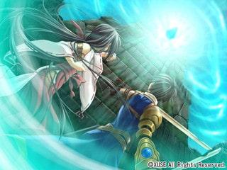 聖なるかな -The Spirit of Eternity Sword 2- (XUSE) DLsite提供:美少女ゲーム – シミュレーション