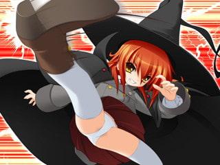 魔剣少女エンヴィー ~Blade of Latens・炎の継承者~のサンプル画像