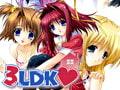 3LDK(はぁと) [DEEP BLUE]