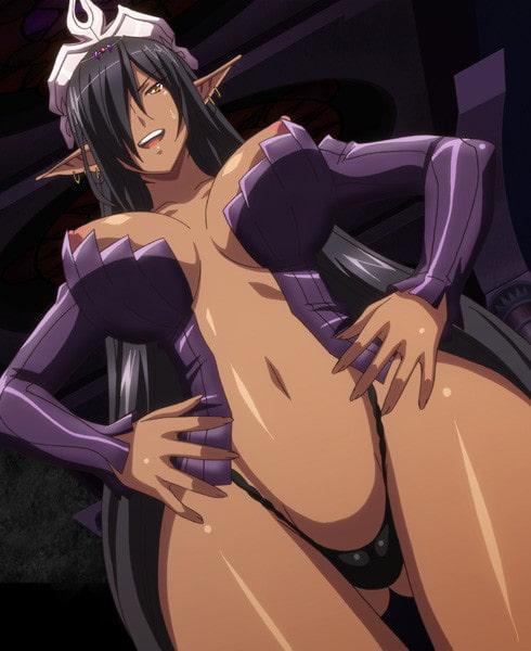 黒獣~気高き聖女は白濁に染まる~ ~オリガ×クロエ 黒の城、崩落編~のサンプル画像6