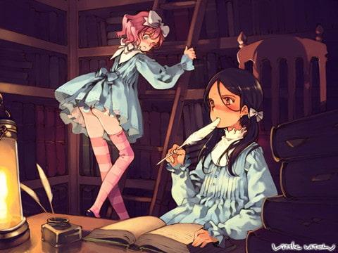 少女魔法学リトルウィッチロマネスク editio perfectaのサンプル画像