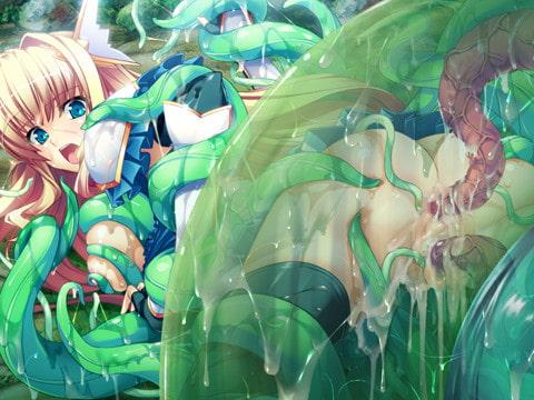 モンスターズ・レイド ~魔に堕ちる姫騎士~のサンプル画像