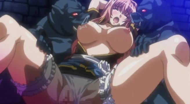 姫騎士オリヴィア 調教:01 「このケダモノっ。たとえこの身が汚されようと、絶対にあなたのモノにはならないっ」