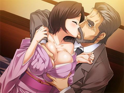 他の男の精液で孕むとき2 ~障子に映る快楽に悶え狂った妻の影~のサンプル画像