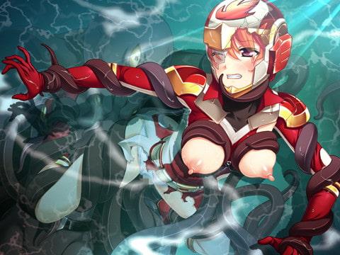 神剣戦隊ブレイドレンジャー ~戦闘員の野望~  サンプル画像1