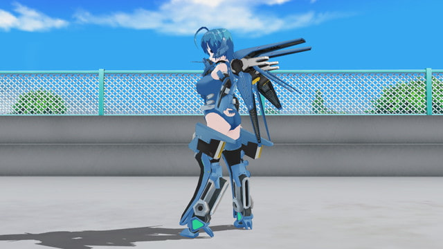 3D少女カスタムエボリューションのサンプル画像2