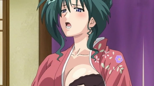 OVA 美麗女将・美恵「小料理屋の慕情~喪服妻第二巻~」