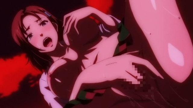OVA 受胎島 #1 「どうしてアンタみたいなブサ男に種付けされなきゃいけないのよ!?」
