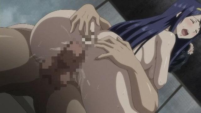 OVA 受胎島 #2 「ご主人様のぶっといお●んぽ…あたしのエロま●こにぶち込んで」