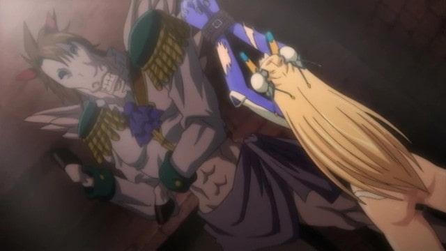 OVA 少女戦機ブレインジャッカー 「美神陥落・リン=カイフォン」