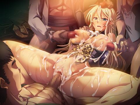 魔将の贄3 ~白濁の海に沈む淫辱の隷姫~