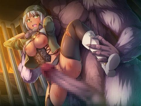 魔将の贄3 ~白濁の海に沈む淫辱の隷姫~のサンプル画像